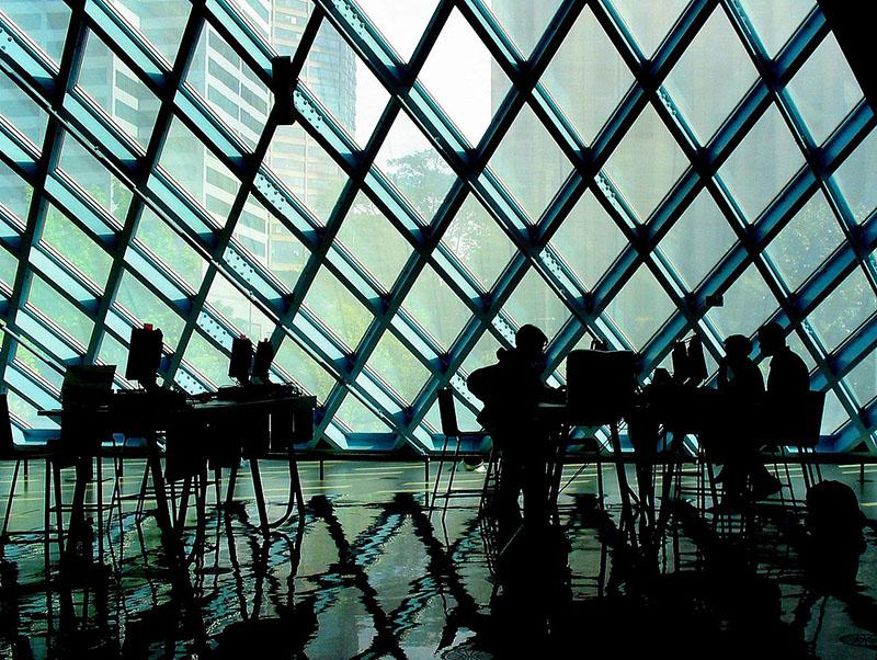 Fensterglas der Zukunft