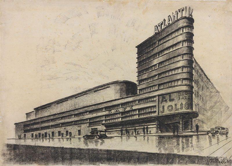Atlantik Kino Berlin Rettig