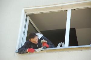 Fenster Detailarbeiten