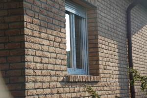 Einfamilienhaus Fenster