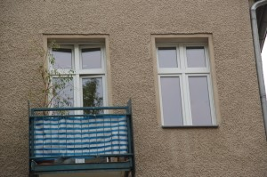 Fenster von aussen